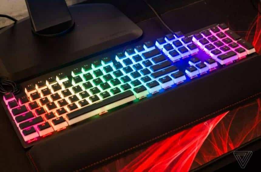 Reprodução hyperx anuncia teclado com botão switch próprio - 20190528085830 - HyperX anuncia teclado com botão switch próprio