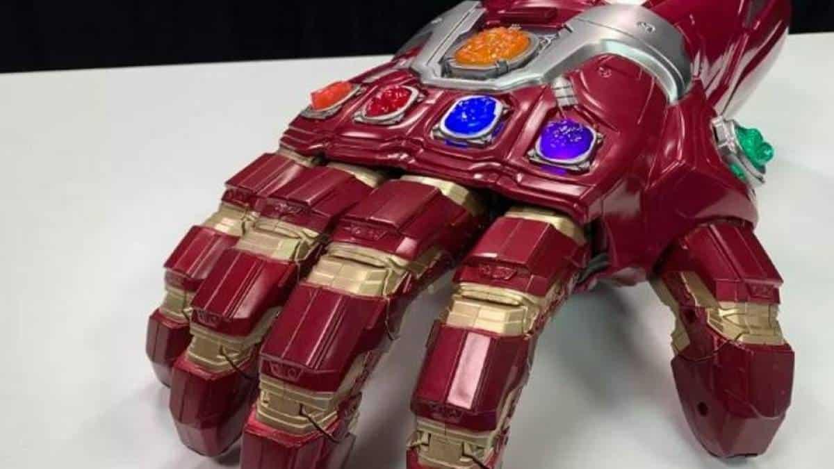 Vingadores - Power Gauntlet