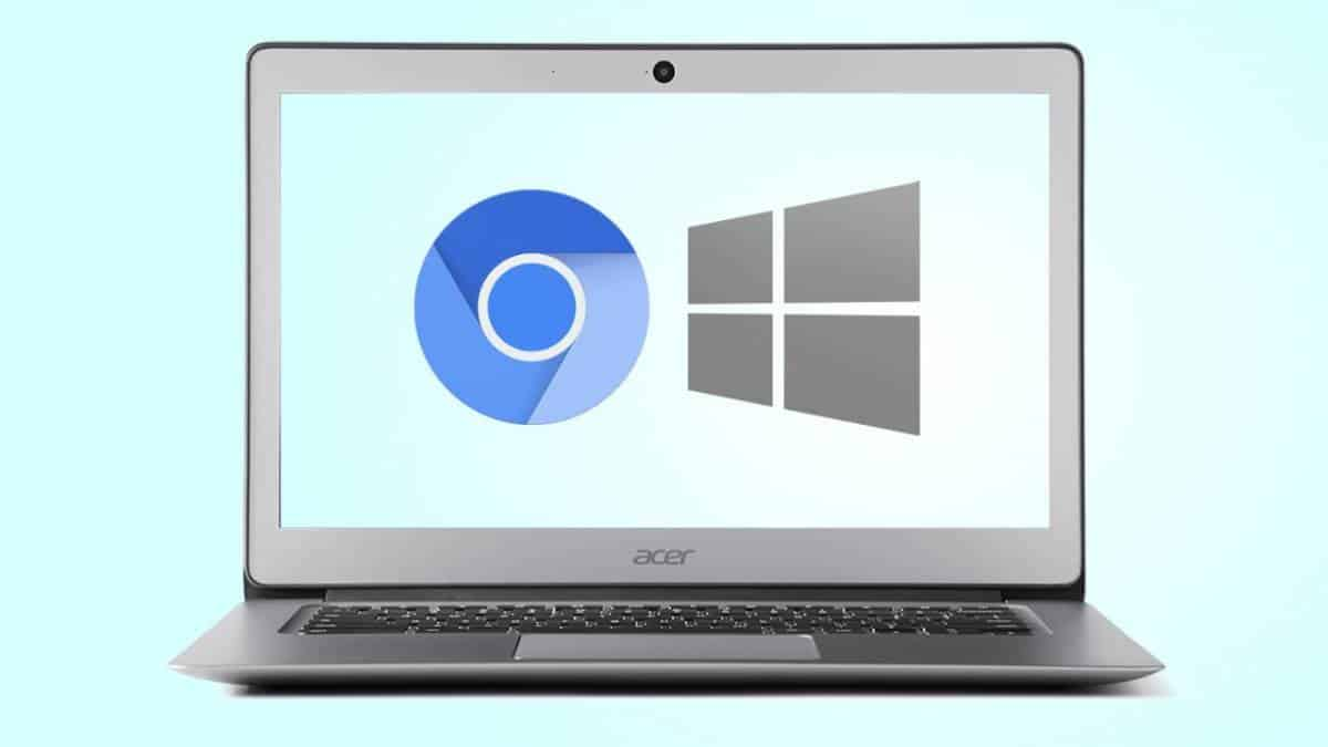 Dual boot - Chrome OS e Windows