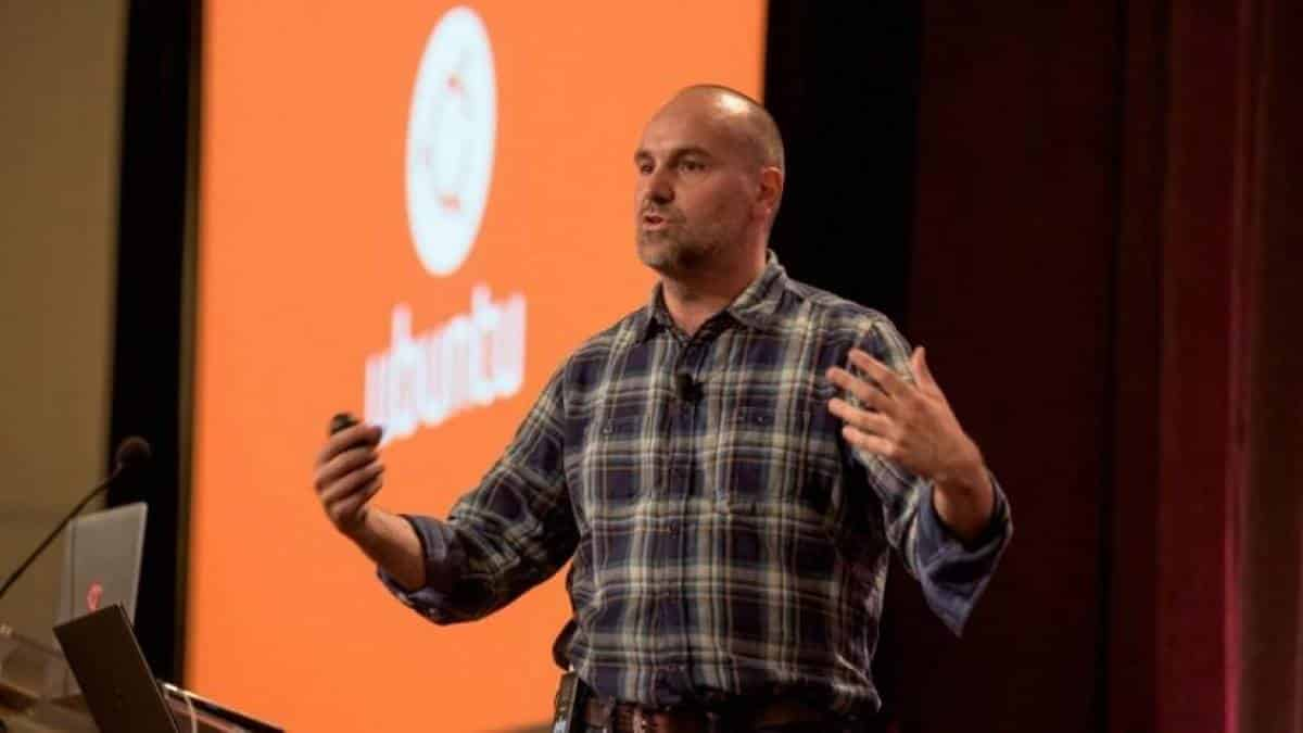 Mark Shuttleworth, CEO da Canonical (Ubuntu)