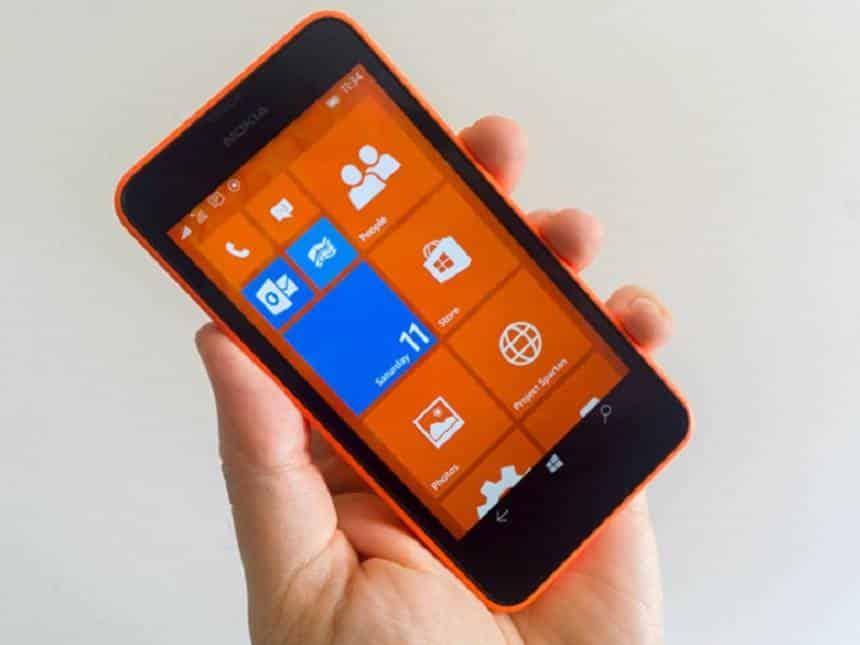 Microsoft libera atualização para o Windows 10 Mobile  Seria a última?
