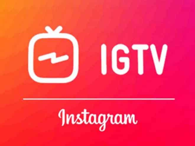 Instagram copia design do TikTok e Snapchat no seu IGTV