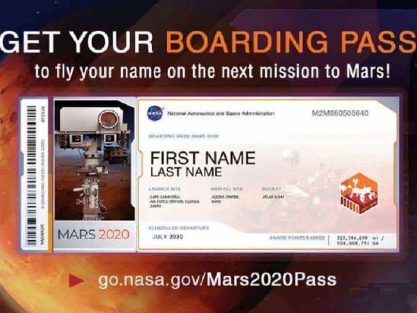 20190522021839_860_645 NASA pode levar o seu nome para Marte em 2020; veja como