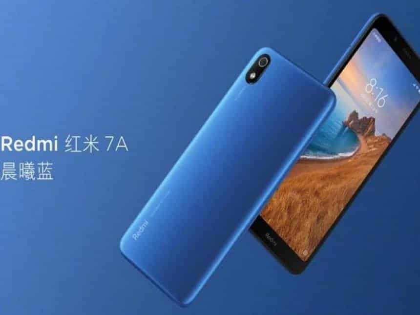 20190524054401_860_645 Xiaomi revela Redmi 7A, um novo celular superbarato; conheça o modelo