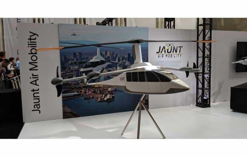 Reprodução  - 20190611162539 - Uber lança mini-protótipo de aeronave elétrica para viagens de curta duração