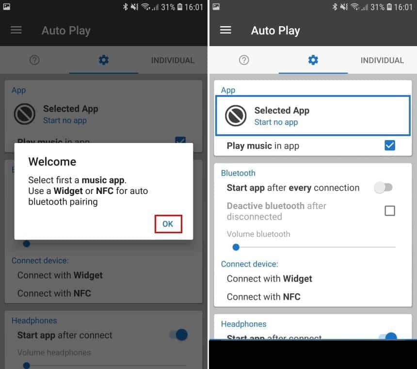 Reprodução  - 20190612165605 - Como fazer um app ser aberto no Android ao conectar um fone de ouvido