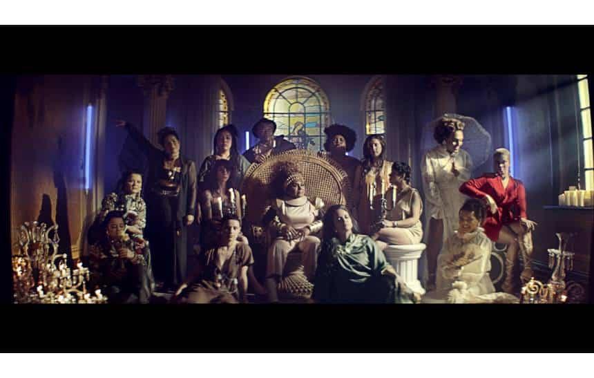 Inicialmente, a plataforma selecionou 12 artistas de diferentes gêneros para passar pela experiência. Imagem: Reprodução.