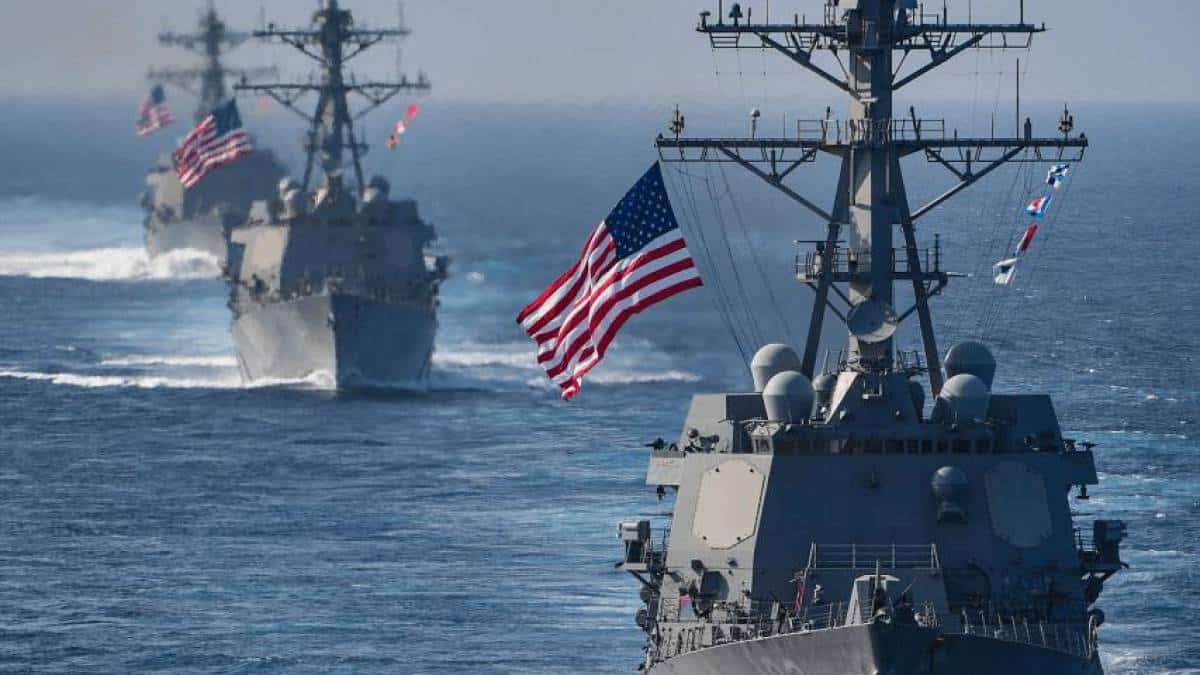 Marinha Americana