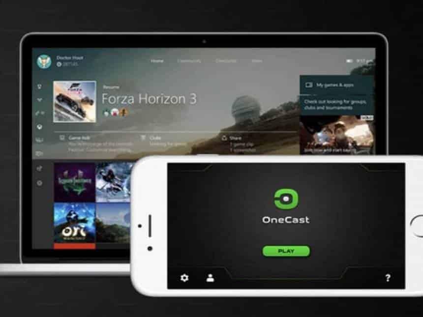 Xbox One: versão beta do OneCast para Android já está