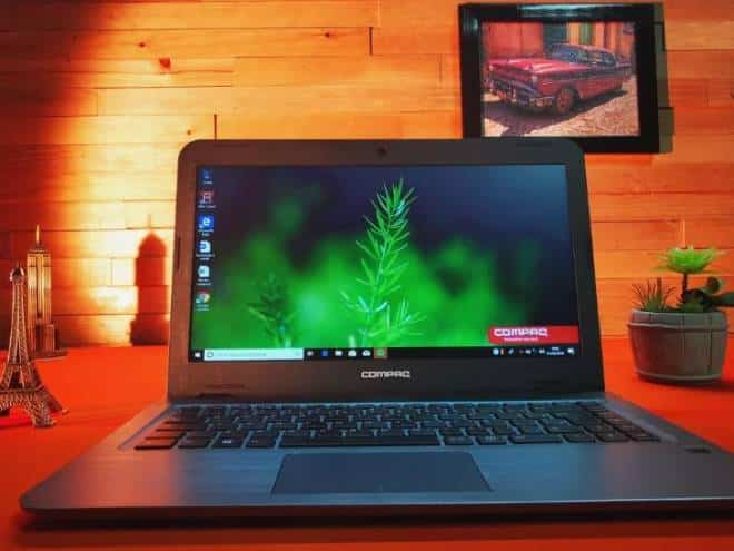 Review do Compaq CQ-17: um notebook rápido por um preço acessível