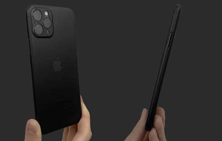 iPhone 11: loja vaza imagens de cases dos novos smartphones