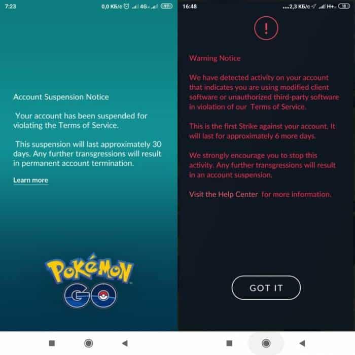Jogadores de Pokémon Go são banidos por usar telefones da Xiaomi 2