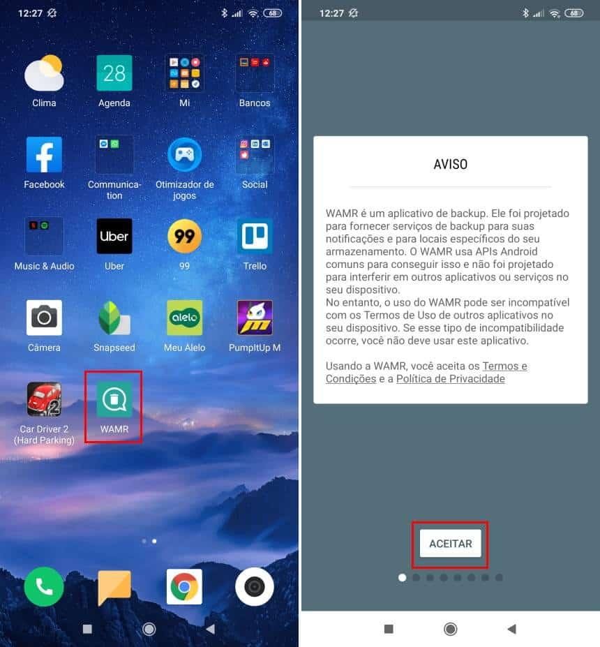 20191028152741 - Como recuperar mensagens apagadas no WhatsApp com o WAMR