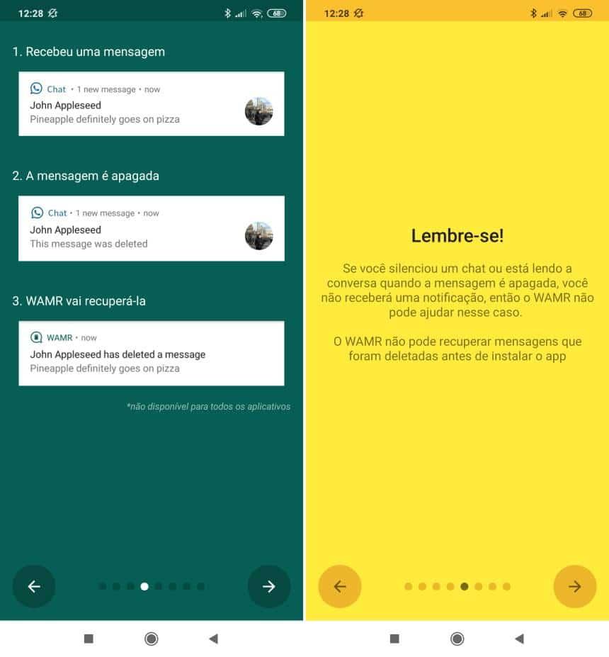 20191028153027 - Como recuperar mensagens apagadas no WhatsApp com o WAMR