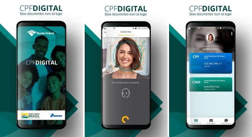 CPF Digital/Reprodução