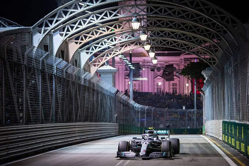 Wolfgang Wilhelm/Mercedes AMG Petronas Motorsport