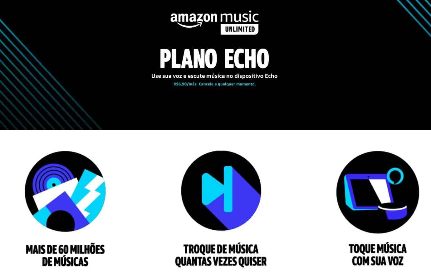 Imagem: Amazon Music/Reprodução