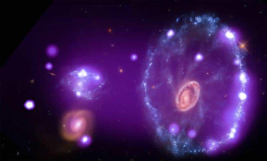 Nasa/CXC/STScI