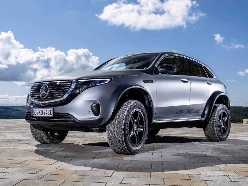 Mercedes-Benz/Divulga
