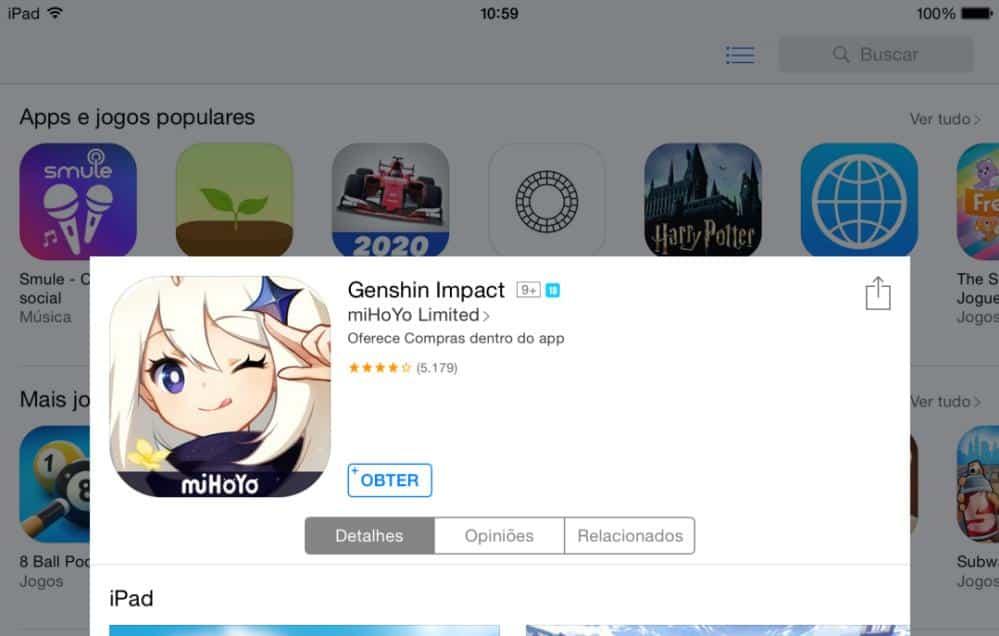 Image: App Store / Reprodu