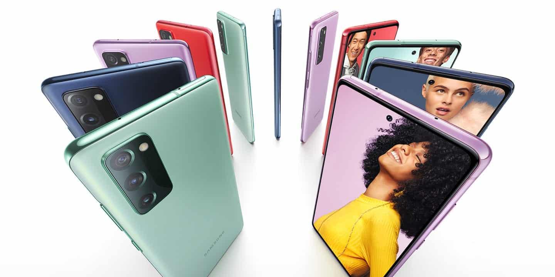 Galaxy S20 Fan Edition será lançado no Brasil dia 3 de novembro