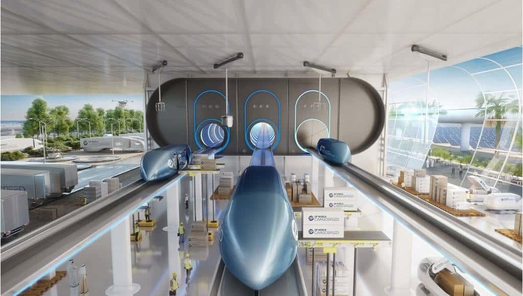 Sarah Lawson (Virgin Hyperloop)/Divulga