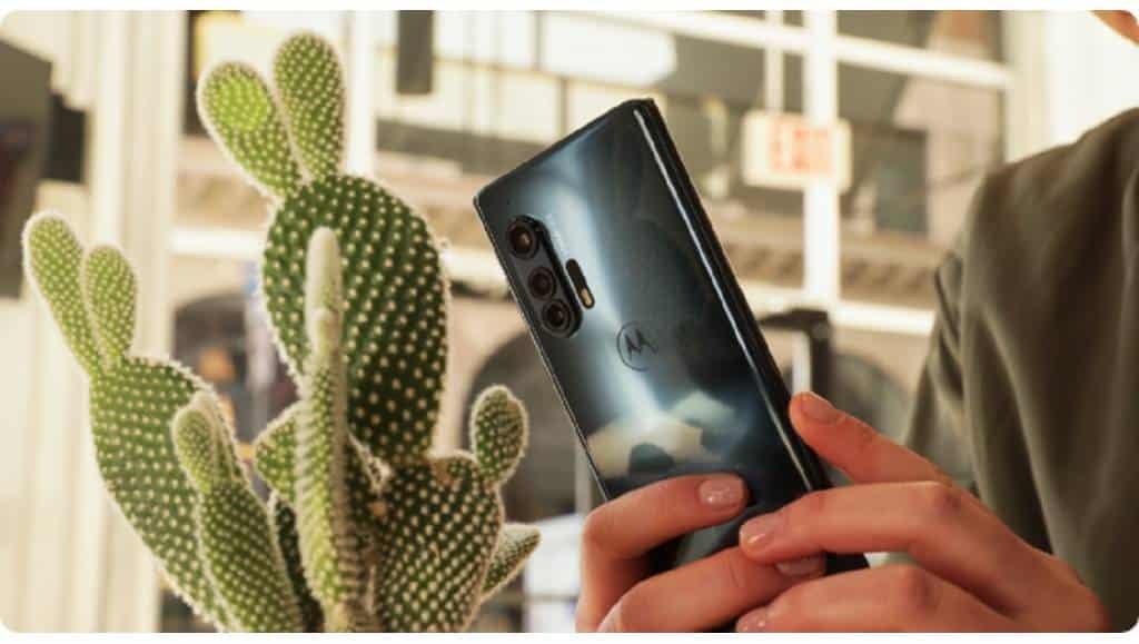 Motorola/Reprodução