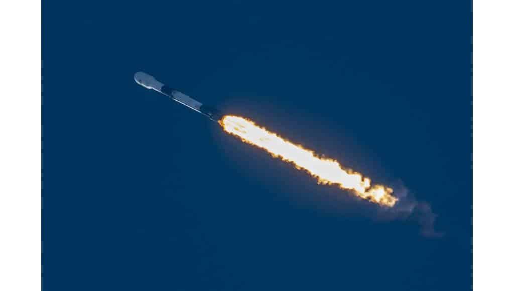SpaceX/Reprodu