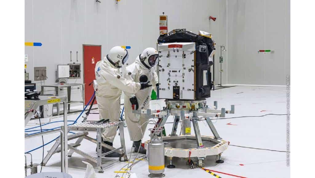 Arianespace/Reprodu