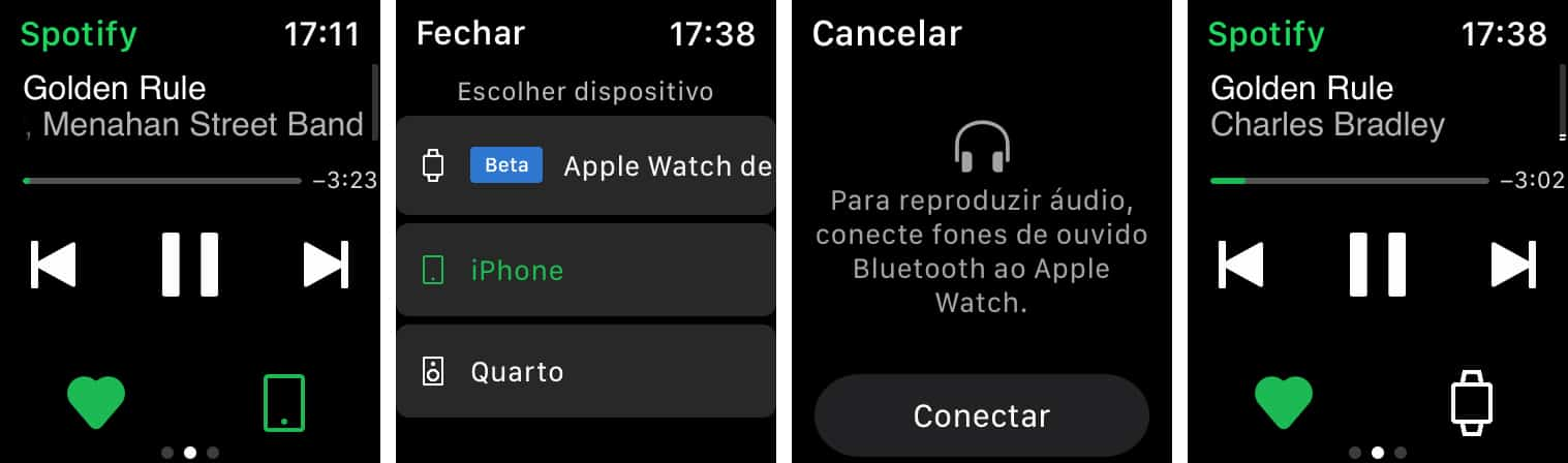 Spotify Agora Funciona No Apple Watch Sem Precisar Do Iphone Por Perto Olhar Digital