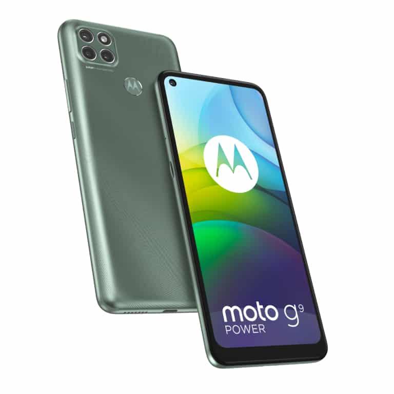 Motorola Moto G9 Power oficial