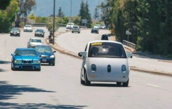 Google cars showed hundreds of failures in 1 year of testing