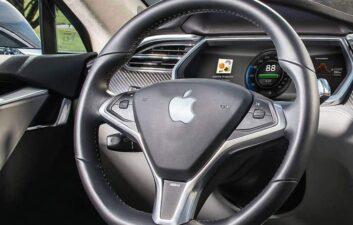 El dominio de Internet sugiere que Apple en realidad está fabricando un automóvil