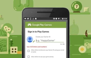 Google Play Games será separado do Google+