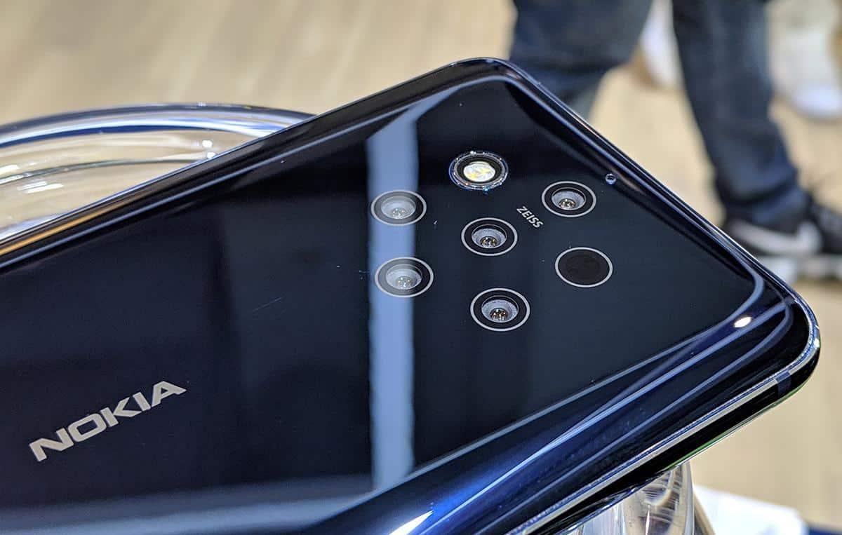Hands On Do Nokia 9 Pureview Provavelmente A Melhor Camera De 2019 Olhar Digital