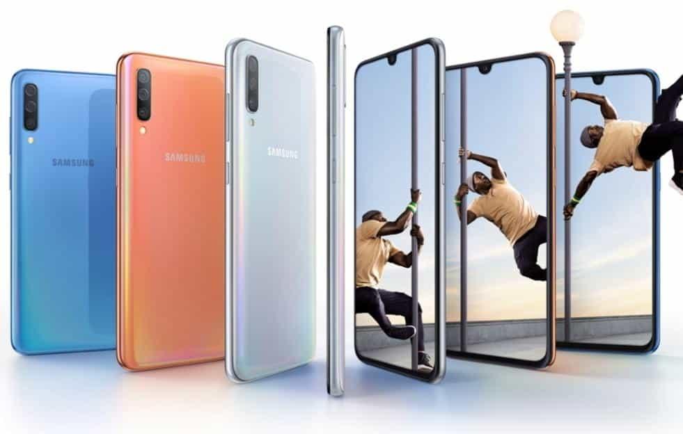 Samsung Dá Salto De Qualidade Na Categoria Intermediários Com O Galaxy A70 Olhar Digital