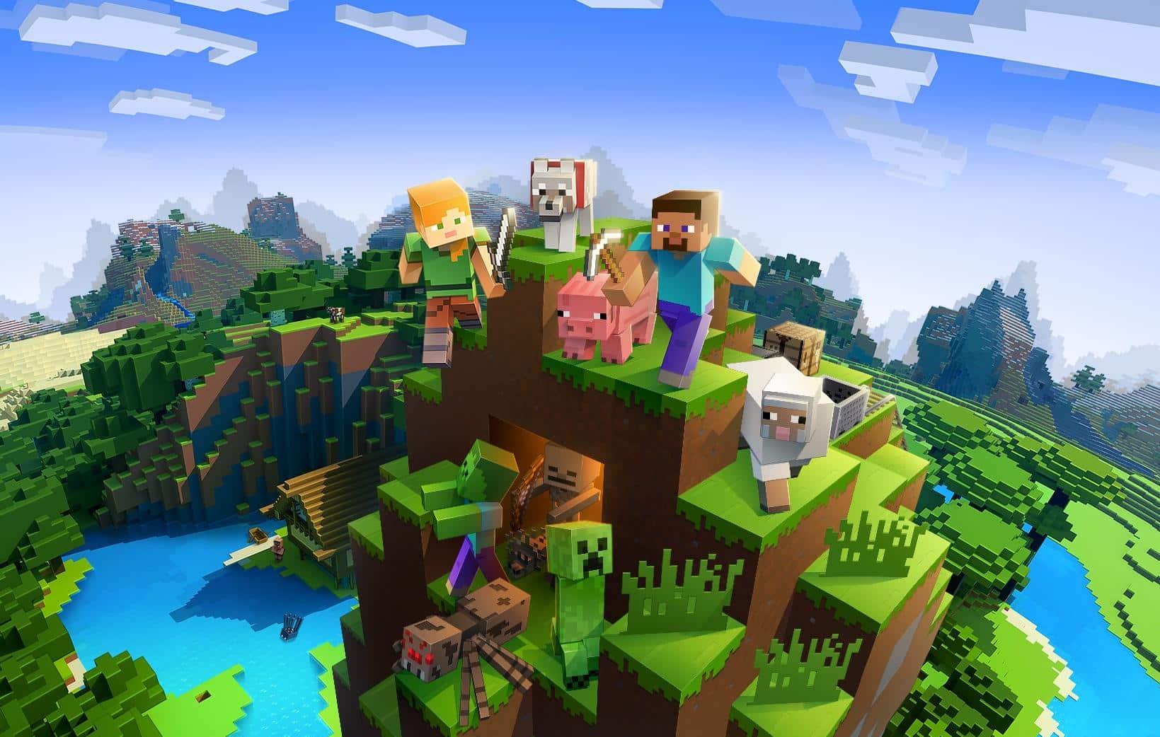 Minecraft Live 11 traz novidades sobre o jogo em 11 de outubro
