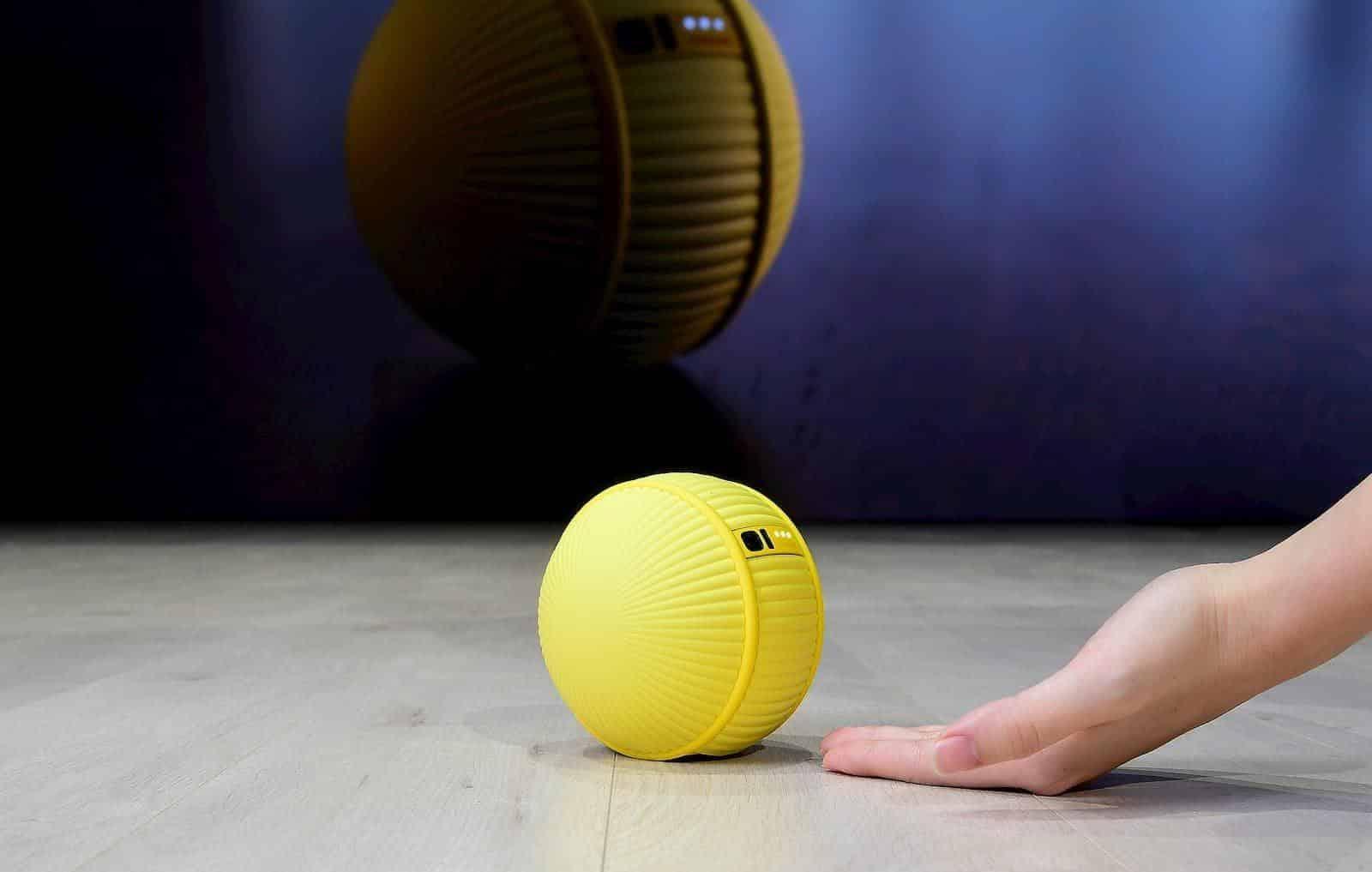 CES 2020: Ballie é um robô pessoal com ares de BB-8 - Olhar Digital