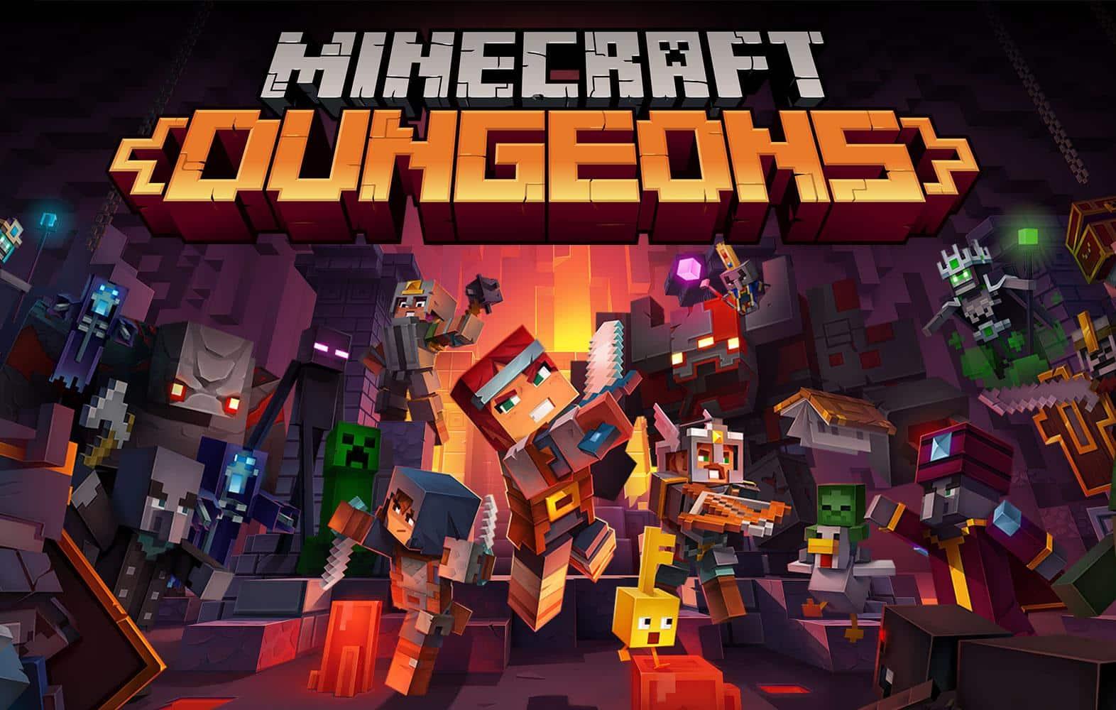 Review do Minecraft Dungeons: desafio e magia no mundo dos blocos