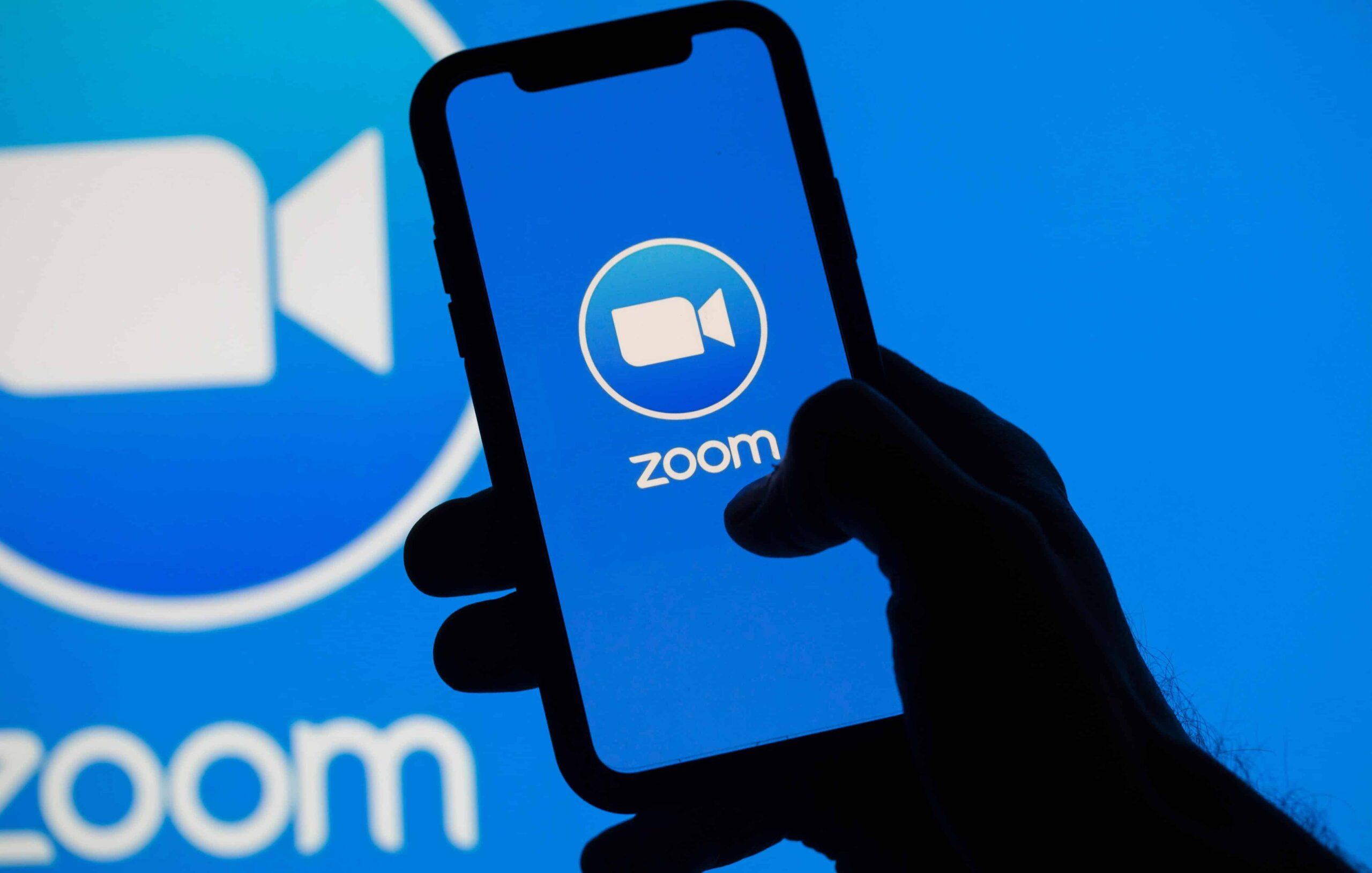 Como usar um plano de fundo virtual no Zoom pelo celular - Olhar Digital