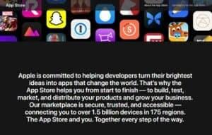 Mais empresas se juntam à Epic Games contra práticas da App Store