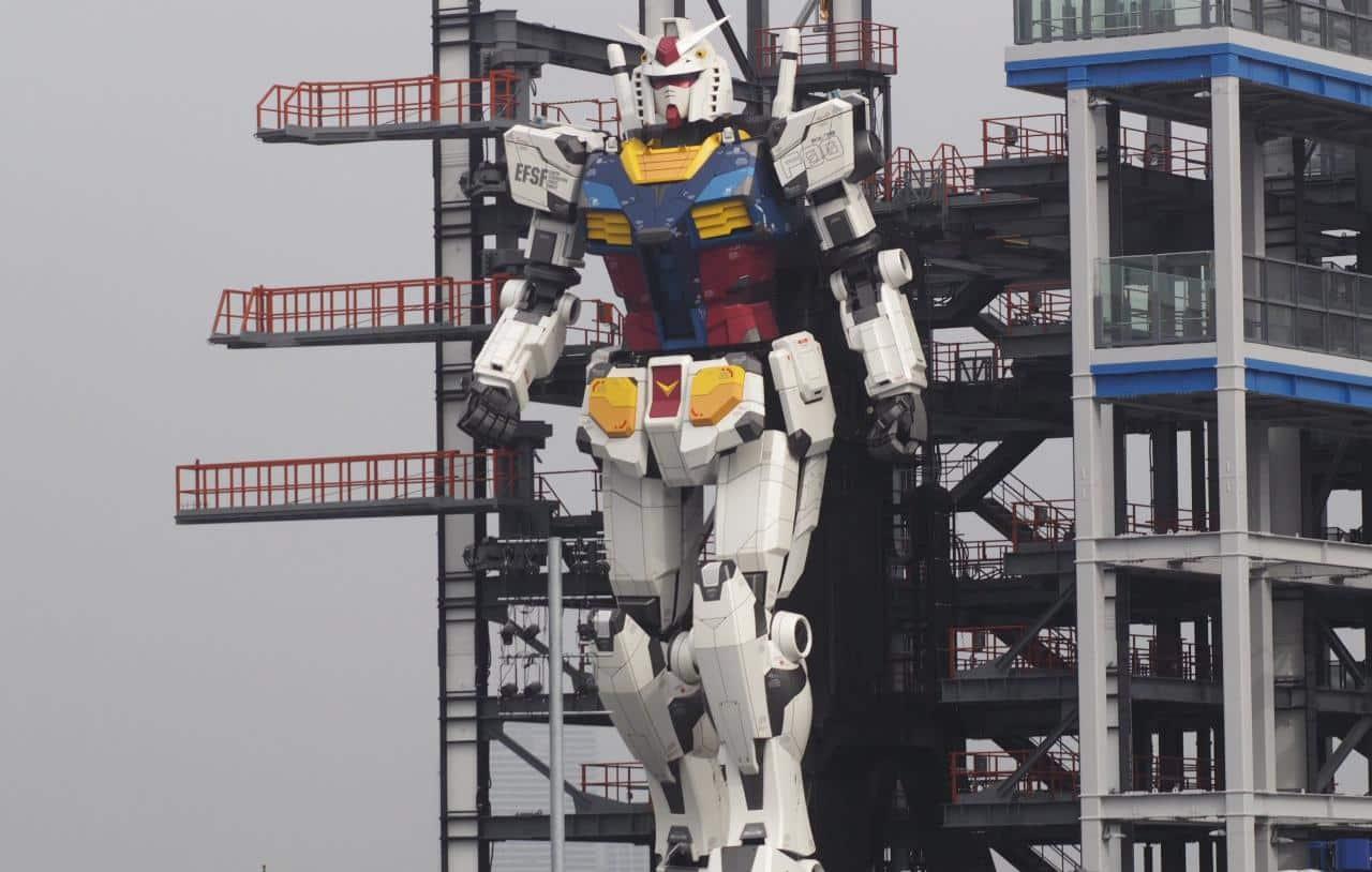 Vídeo mostra robô gigante japonês caminhando; assista - Olhar Digital