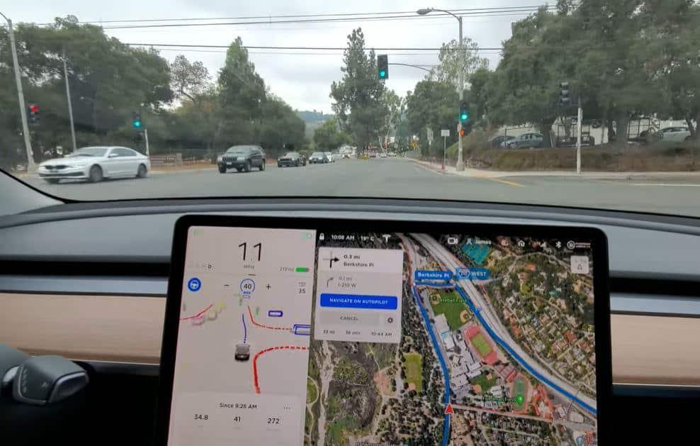 Carros autônomos foram outra das tecnologias que desapontaram