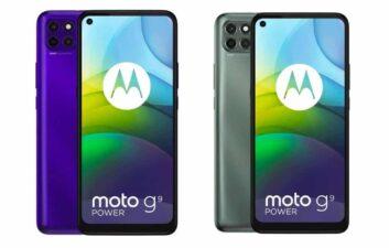 Motorola presents another intermediate 5G smartphone