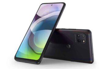 Motorola launches Moto G 5G
