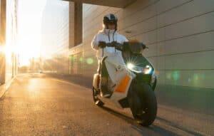 A nova scooter elétrica da BMW