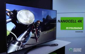 Review Smart TV LG NanoCell 4K 55
