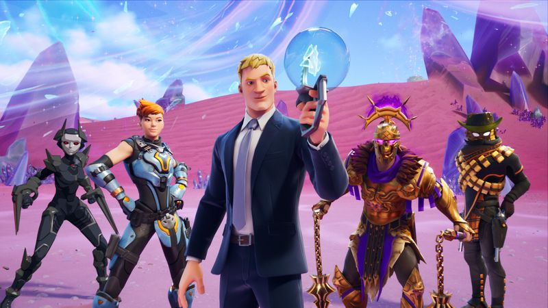 Fortnite quinta temporada capítulo 2