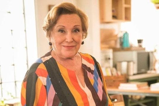 Nicette Bruno é atriz e está com 87 anos
