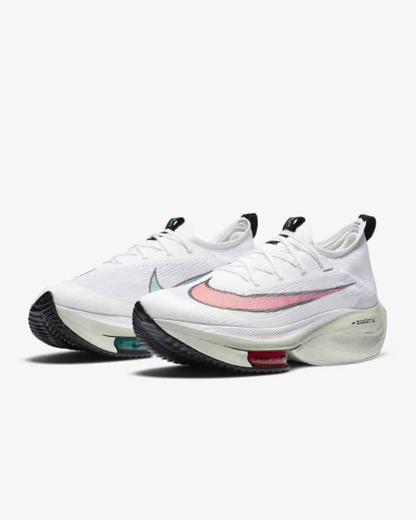 Nike Air Zoom Alphafly Next% ajudou na quebra do menor tempo de maratona